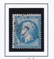 GC 367 BAZOGE ( Dept 71Sarthe) S / N° 22 - 1849-1876: Periodo Classico