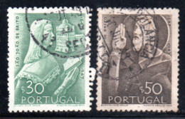 N° 702,3 - 1948 - Used Stamps