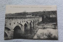 Saint Amand Montrond, Pont Canal De La Tranchasse Sur Le Cher, Cher 18 - Saint-Amand-Montrond