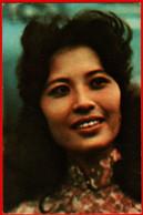 01320 Thuy Van Vietnam Vietnamese Actor Actress Actor Actress Movie Actor Actress Film 1975 USSR Soviet Card - Acteurs