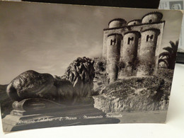 Cartolina Rossano Calabro Prov Cosenza S.Marco Monumento Nazionale Anni 60 - Cosenza