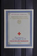 FRANCE - Carnet Croix Rouge De  1959 - L 96347 - Croce Rossa