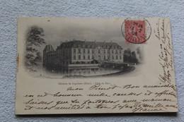 Cpa 1906, Château De Lignières, Côté Du Parc, Cher 18 - Autres Communes