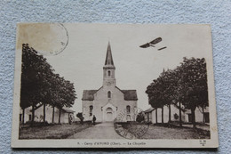 Cpa 1938, Camp D'Avord, La Chapelle, Cher 18 - Avord