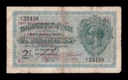 Malta 1 Shilling 1918 (1940) Pick 15 BC F - Malta