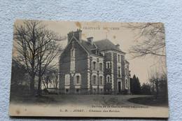 Jussy, Château Des Bordes, Cher 18 - Autres Communes