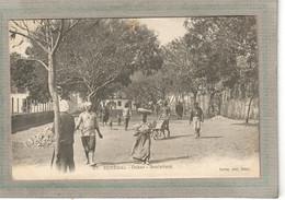 CPA - DAKAR (Sénégal) - Aspect Du Boulevard En 1900 - Senegal