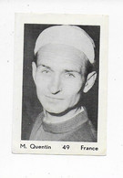 Wielrenner- Coureur Cycliste-M?Quentin-49- France - Cycling