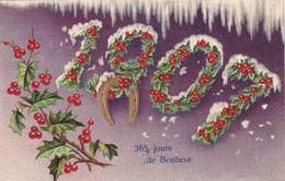 365 Jours De Bonheur 1907 - New Year
