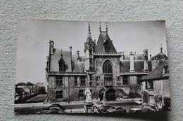 Cpsm, Bourges, Le Palais Jacques Coeur 1975, Cher 18 - Bourges