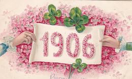 Bonne Année 1906 - New Year