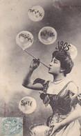 Travail Prospérité Bonheur Santé 1905 - New Year