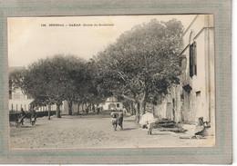 CPA - DAKAR (Sénégal) - Aspect De L'entrée Du Boulevard En 1900 - Senegal