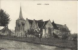 HERRY , L' Eglise - Autres Communes