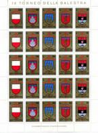 1974 SAN MARINO SERIE COMPLETA MNH ** Minifoglio - Blocks & Sheetlets