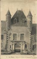 LE NOYER , Entrée Du Château De Boucard - Autres Communes