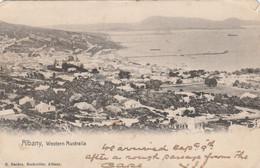 Australia Postcard Western Australia Albany Overview 1904 - Albany