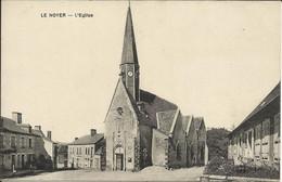LE NOYER , L' Eglise - Autres Communes