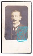 DP Foto - Emile Hollebeke ° Ieper 1877 † 1934 X Marie Boudry - Devotieprenten