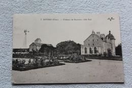 Cpa 1933, Avord, Château De Soutrain, Côté Sud, Cher 18 - Avord