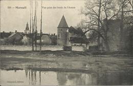 MAREUIL  , Vue Prise Des Bords De L' Arnon - Autres Communes