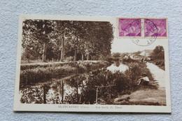 Blancafort, Les Bords Du Canal, Cher 18 - Autres Communes
