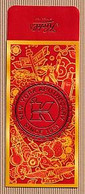 CC Chinese New Year KIEHLS ROOSTER 2017 CHINOIS Red Pockets CNY - Modern (from 1961)