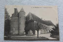 Cpa 1904, Nérondes, Château De Verrières, Cher 18 - Nérondes