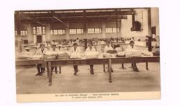 """Bruxelles.Société """"Flandria"""". Filature.Une Salle De Vérification (tissage) - Artesanos"""