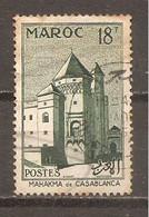 Marruecos Francés Yvert 355 (usado) (o) - Gebraucht