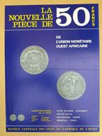 Affiche La Nouvelle Pièce De 50 Francs CFA 1972 - Livres & Logiciels