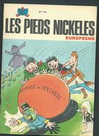 N° 110 Les Pieds Nickelés EUROPEENS  Car20010 - Pieds Nickelés, Les