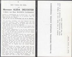 Alida Decoster (1900-1961) - Devotion Images