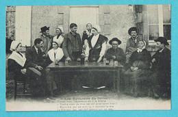 * Dép 18 - Cher - France * (Phototypie Desaix, Nr 6) Les épouseux Du Berry, Wine, Vin, Animée, Folklore, Old - Non Classés