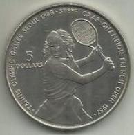 5 Dollares 1987 Niue - Niue