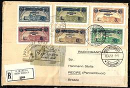 637 - ITALY SAN MARINO - 1933 - ZEPPELIN - COVER - FORGERY, FALSE, FAKE, FAUX, FALSO, FALSCH - Verzamelingen (zonder Album)