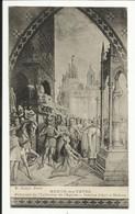 MEHUN SUR YEVRE , Peinture De L' Intérieur De L' Eglise , Jeanne D' Arc à Mehun , 1936 - Mehun-sur-Yèvre