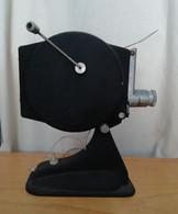 PROIETTORE 8MM A MANOVELLA M.P.M. MILANO GIOCATTOLO TOY - Film Projectors