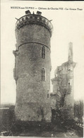 MEHUN SUR YEVRE , Château De Charles VII  , La Grosse Tour - Mehun-sur-Yèvre