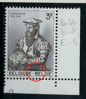 N° 1213 - Cu ( Deux Points Entre Belgique - Belgie )    (état: ** ) - Curiosa