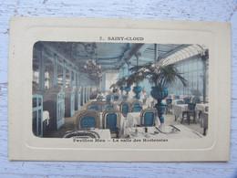 CPA (92) Hauts De Seine - SAINT CLOUD - Pavillon Bleu - La Salle Des Hortensias - Saint Cloud