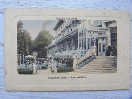 CPA (92) Hauts De Seine - SAINT CLOUD - Pavillon Bleu - Les Jardins - Saint Cloud