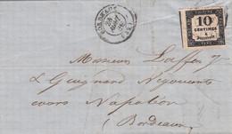 France Cover 1862 - Zonder Classificatie