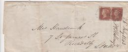 GB England Cover 1843 - Sin Clasificación