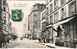 Paris 17-  Rue De La Jonquière - District 17