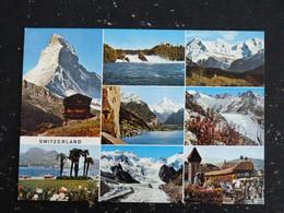SUISSE SWITZERLAND SCHWEIZ - MULTIVUES - Other