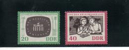REPUBLIQUE DEMOCRATIQUE 1962 ** - Nuevos