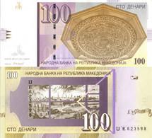 Macedonia / 100 Denars / 2005 / P-16(f) / UNC - Macedonia