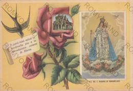 CARTOLINA  FONTANELLATO,PARMA,EMILIA ROMAGNA,NOSTRA SIGNORA DEL SANTO ROSARIO,RELIGIONE,STORIA,MEMORIA,NON VIAGGIATA - Parma