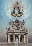 CARTOLINA  FONTANELLATO,PARMA,EMILIA ROMAGNA,NOSTRA SIGNORA DEL SANTO ROSARIO,RELIGIONE,STORIA,MEMORIA,VIAGGIATA 1955 - Parma